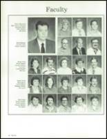 1990 China Spring High School Yearbook Page 100 & 101