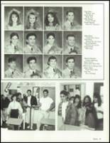 1990 China Spring High School Yearbook Page 102 & 103