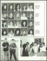 1990 China Spring High School Yearbook Page 114 & 115