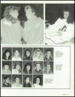 1990 China Spring High School Yearbook Page 116 & 117