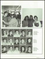 1990 China Spring High School Yearbook Page 120 & 121