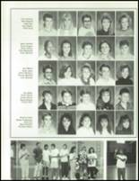 1990 China Spring High School Yearbook Page 126 & 127