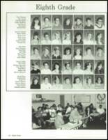 1990 China Spring High School Yearbook Page 130 & 131