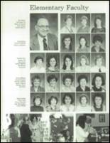 1990 China Spring High School Yearbook Page 136 & 137