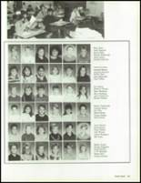 1990 China Spring High School Yearbook Page 138 & 139