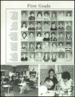 1990 China Spring High School Yearbook Page 148 & 149