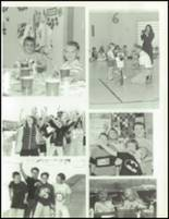 1990 China Spring High School Yearbook Page 152 & 153