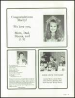 1990 China Spring High School Yearbook Page 218 & 219
