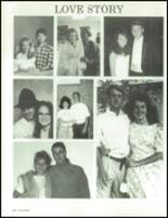 1990 China Spring High School Yearbook Page 226 & 227