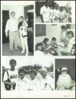 1990 China Spring High School Yearbook Page 230 & 231