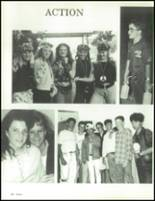 1990 China Spring High School Yearbook Page 232 & 233