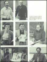 1981 Steinmetz Academic Centre Yearbook Page 42 & 43