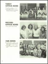1981 Steinmetz Academic Centre Yearbook Page 98 & 99