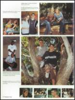 2001 Naples High School Yearbook Page 12 & 13