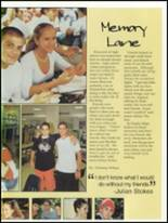 2001 Naples High School Yearbook Page 14 & 15