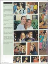 2001 Naples High School Yearbook Page 22 & 23