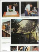 2001 Naples High School Yearbook Page 32 & 33