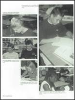 2001 Naples High School Yearbook Page 126 & 127