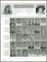 2001 Naples High School Yearbook Page 136 & 137