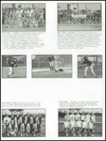 2001 Naples High School Yearbook Page 198 & 199