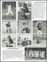 2001 Naples High School Yearbook Page 202 & 203