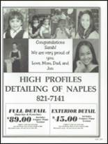 2001 Naples High School Yearbook Page 272 & 273