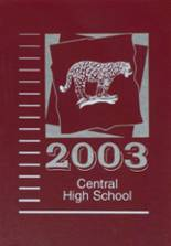 2003 Yearbook Central High School