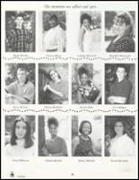 1998 Dumas High School Yearbook Page 50 & 51