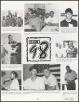 1998 Dumas High School Yearbook Page 54 & 55
