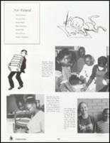 1998 Dumas High School Yearbook Page 70 & 71