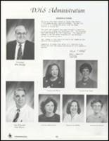 1998 Dumas High School Yearbook Page 72 & 73