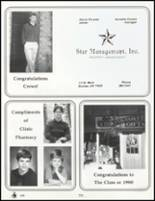 1998 Dumas High School Yearbook Page 128 & 129