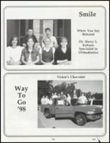 1998 Dumas High School Yearbook Page 146 & 147