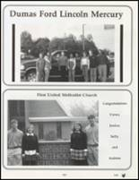 1998 Dumas High School Yearbook Page 204 & 205