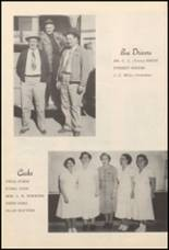 1950 Burleson High School Yearbook Page 22 & 23