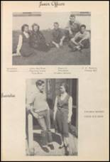 1950 Burleson High School Yearbook Page 32 & 33