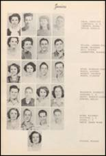 1950 Burleson High School Yearbook Page 34 & 35