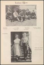 1950 Burleson High School Yearbook Page 40 & 41