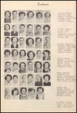 1950 Burleson High School Yearbook Page 42 & 43