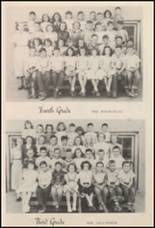 1950 Burleson High School Yearbook Page 46 & 47