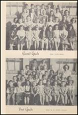 1950 Burleson High School Yearbook Page 48 & 49