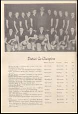 1950 Burleson High School Yearbook Page 54 & 55