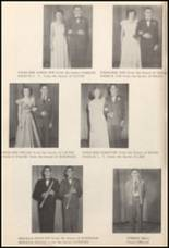 1950 Burleson High School Yearbook Page 68 & 69