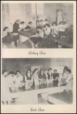 1950 Burleson High School Yearbook Page 78 & 79