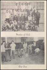 1950 Burleson High School Yearbook Page 80 & 81