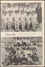 1950 Burleson High School Yearbook Page 82 & 83