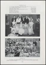 1941 Arlington High School Yearbook Page 44 & 45
