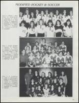 1993 Stillwater High School Yearbook Page 100 & 101