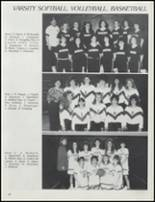 1993 Stillwater High School Yearbook Page 104 & 105
