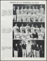 1993 Stillwater High School Yearbook Page 108 & 109